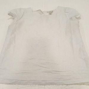 Sparkly loft blouse